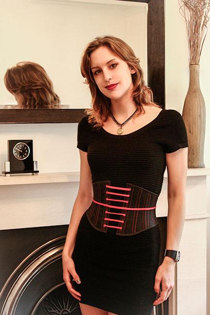 corset belt 8