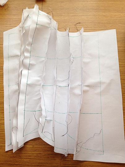 corsetmockup