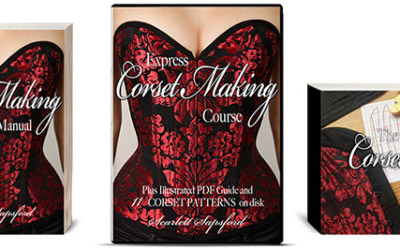 The Express Corset Making Video Course – Finally Here!