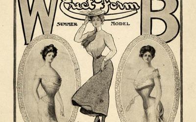 Vintage Corset Adverts – Various Corset Makers 1901 – 1911