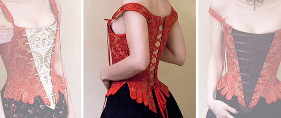 Elizabethan Bodice Video Course