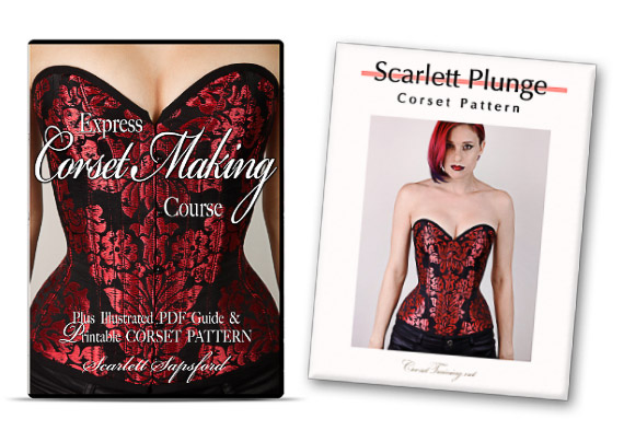 Express Corset Making Course – $49