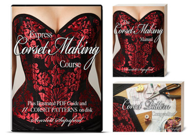 Express Corset Making Course – $49.99