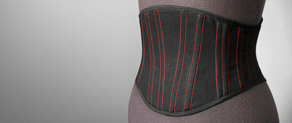 Free Corset Belt Sewing Pattern