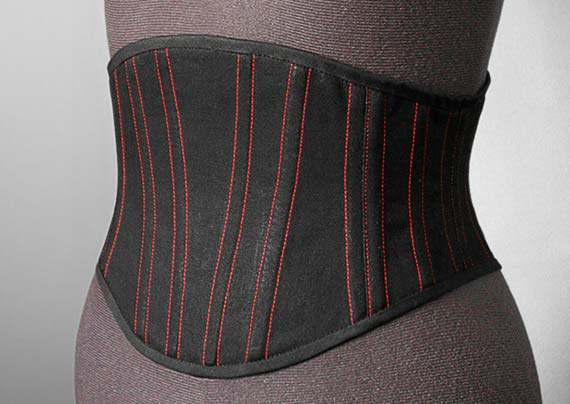 Free Corset Belt Pattern For Corset Training