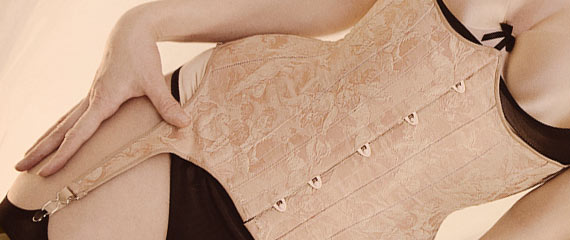 Harlot Corset Sewing Pattern