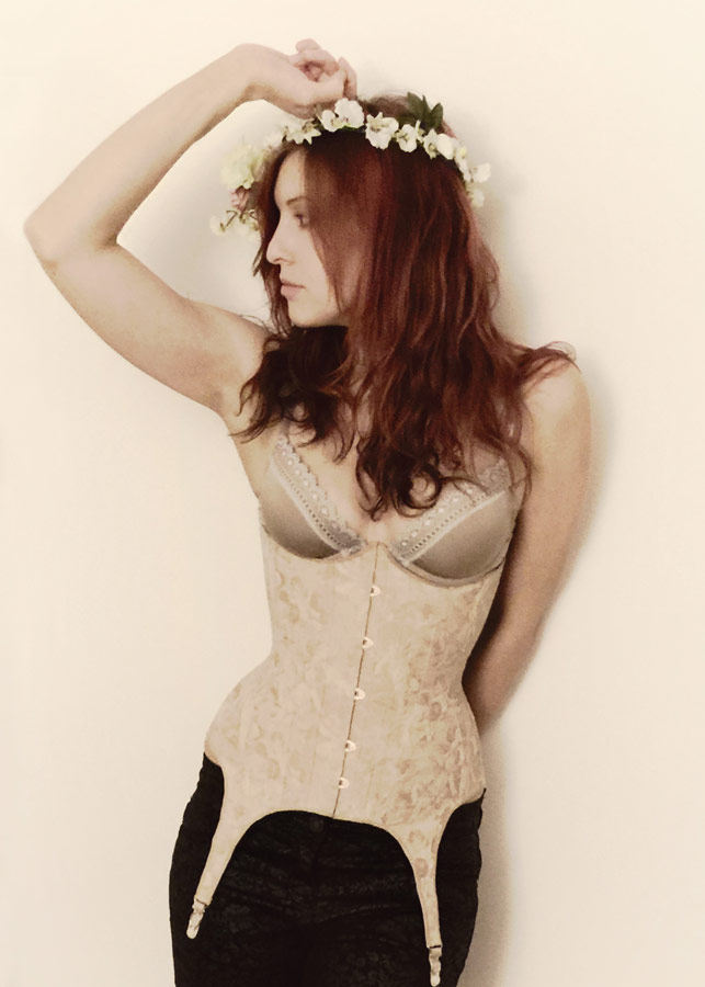 The Harlot Corset Pattern Vintage Images