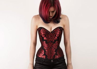 The Plunge Corset