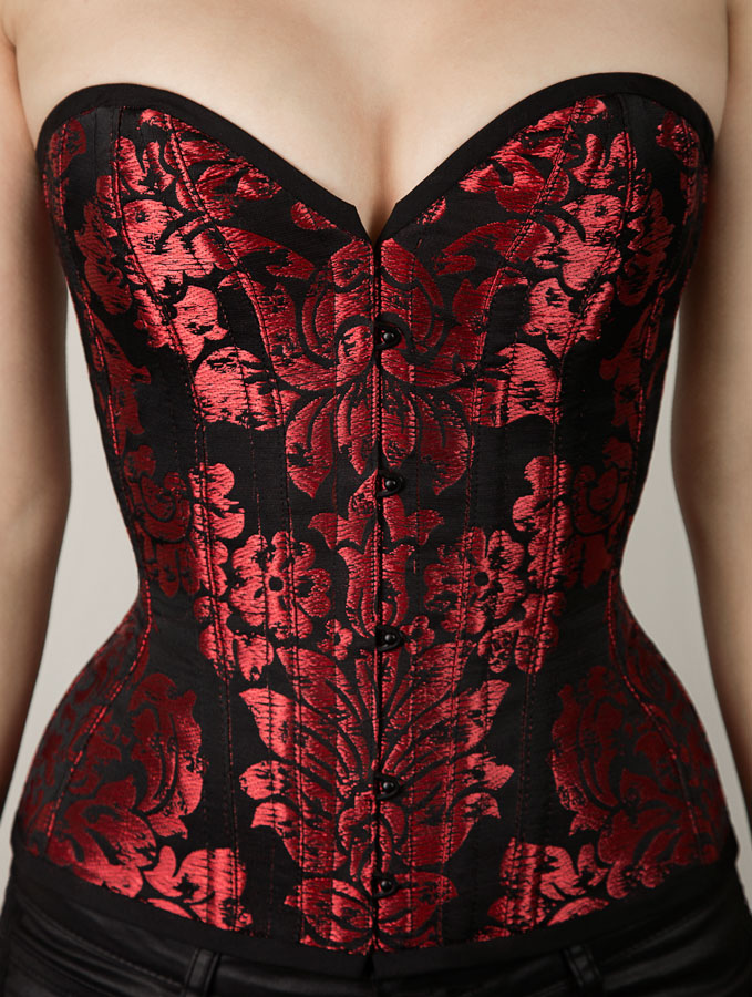 The Plunge Corset Pattern