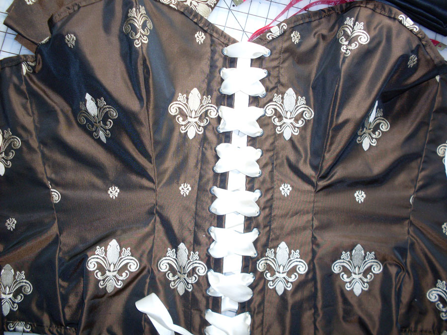Angelia Rictor's Corsets
