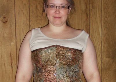 TraceyLea's First Corset