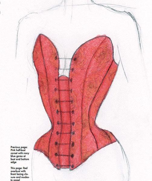 Aphrodite corset