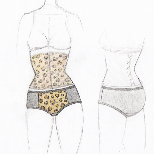 Make Panties To Match All Your Corsets!