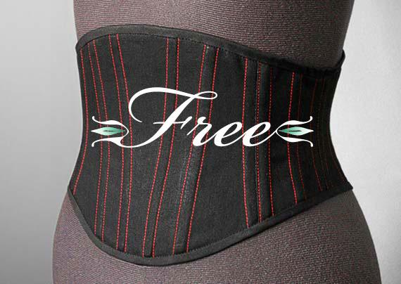 Corset Belt Pattern – FREE
