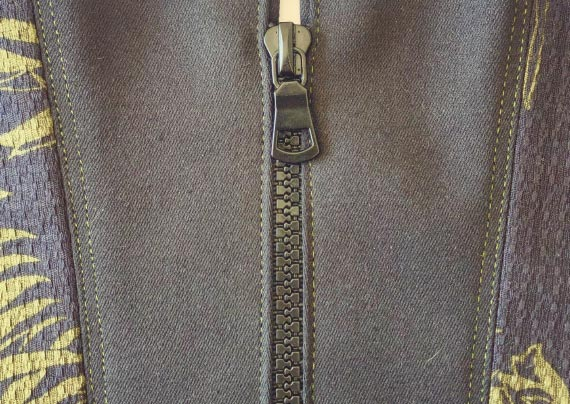 Zipper Corset Front Tutorial – Free