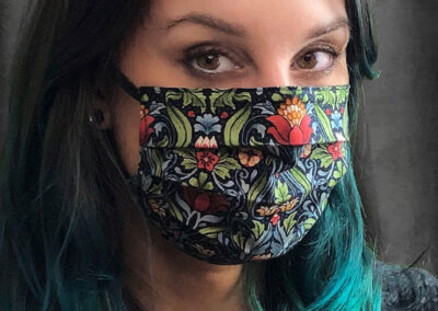 'The Nurse' Face Mask Pattern – FREE